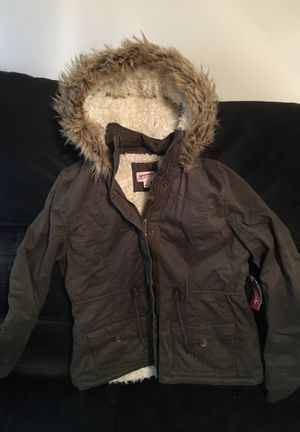 X-LARGE DK OLIVE GREEN JACKET —Absolutely new. for Sale in Dunwoody, GA