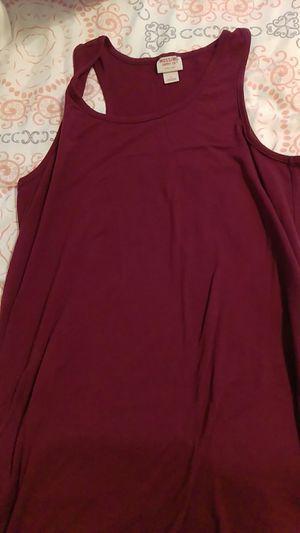 Burgundy dress for Sale in Fresno, CA