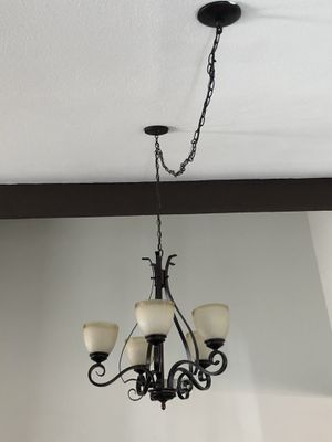 Chandelier light fixture for Sale in Chula Vista, CA