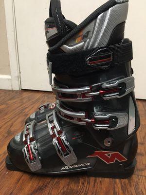26/26.5 men's size 8/8.5 nordica 10 GT-S ski boots for Sale in Newark, CA
