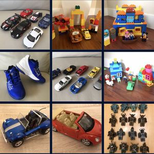 Toys Cars Collectible Multiple Posts And Items For Sale for Sale in Kenmore, WA