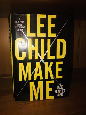 Lee Child Hard Cover Book for Sale in Danville, CA