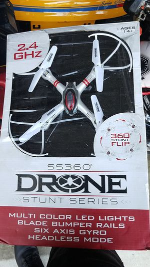 Drone SS360 stunt series brand new for Sale in Smyrna, TN