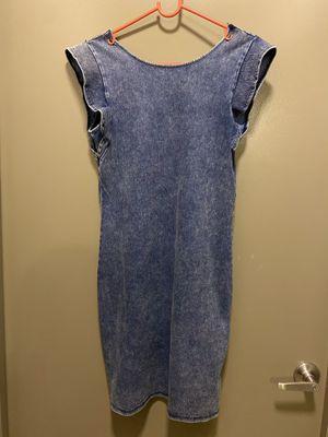 Jean dress for Sale in Kissimmee, FL