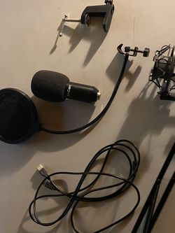 Recording Microphone Complete Set for Sale in Arvada,  CO