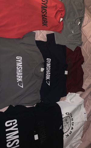 Gymshark XL t shirt bundle for Sale in Dallas, TX