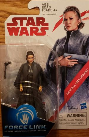 New Star Wars General Leia Organa Action Figure. for Sale in Apopka, FL