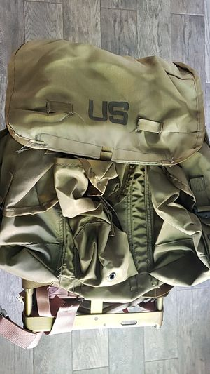 Army field pack for Sale in Laveen Village, AZ