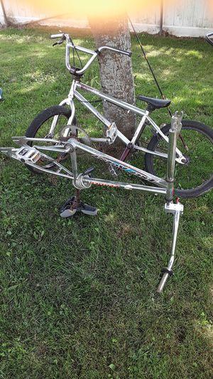 2 Vintage BMX Bikes. Free Agent Eluder. Kink Launch. for Sale in Westland, MI