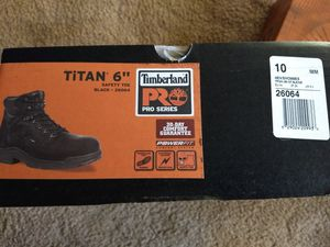 Timberland pro Titan boot for Sale in Martinez, CA