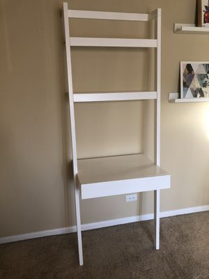 Leaning desk with drawer for Sale in Arlington Heights, IL