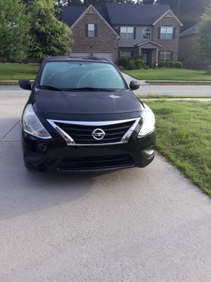 2016 Nissan versa, auto, 72kmiles, Pass Emissions,cold AC, AUX/ USB, Gas saver, 6CD charger, clean , for Sale in Atlanta, GA