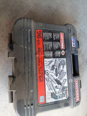 Craftsman mechanic tool set for Sale in Murrieta, CA