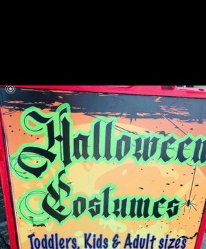 New Costumes check out my page for Sale in La Habra, CA