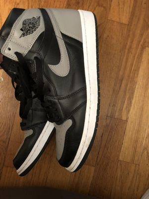 Jordan 1 shadows, used comes with box no lid Size 10. 9/10 for Sale in East Lansing, MI