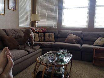 Sleeper Sofa Seats 6 for Sale in Goodyear,  AZ