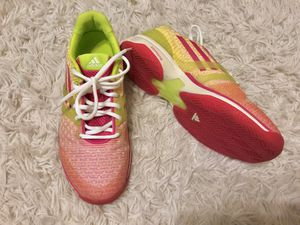Adidas Shoes Women (Pink and Lime Green) for Sale in Orem, UT