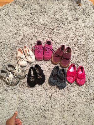 Girl's shoes for Sale in Ashburn, VA