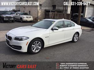 2014 BMW 5 Series for Sale in Huntington, NY