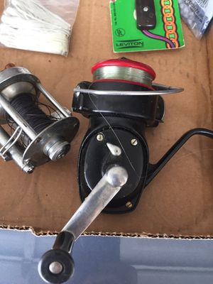 Fishing Reels and Tackle for Sale in Fountain Hills, AZ