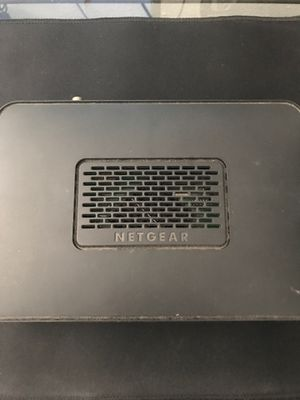 Netgear router/modem for cheap for Sale in San Diego, CA