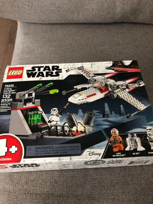 Lego Star Wars. With 3 figures for Sale in Caldwell, NJ