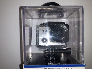 Proscan PAC2000 720P Waterproof Action Camera for Sale in Punta Gorda, FL