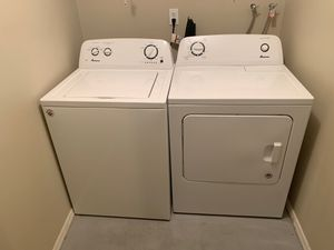 Amana brand Washer AND Dryer BOTH for the price of one. for Sale in Tempe, AZ