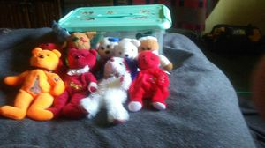 9 beanie babies for Sale in North Little Rock, AR