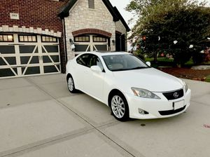 >2007 Lexus IS 250 AWD Automatic Clean title< for Sale in Washington, DC