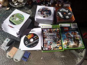 OVER 90 GAMING ITEMS!!!! for Sale in Auburndale, FL