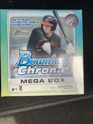 2020 Bowman Chrome Mega Box New for Sale in Orlando, FL
