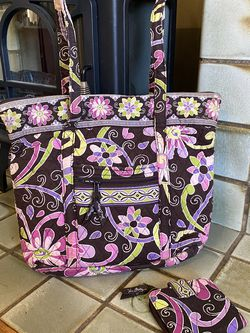 Vera Bradley Purse With Matching Wallet for Sale in Fort Worth,  TX