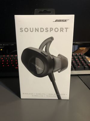 Bose Soundsport Wireless for Sale in Mulberry, FL