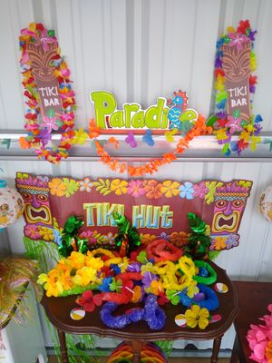 Tiki Party Supplies for Sale in North Chesterfield, VA