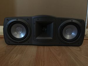 Klipsch center speaker for Sale in Santa Fe Springs, CA