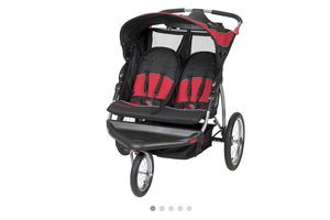 Baby trends double jogger stroller for Sale in Redlands, CA