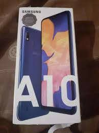 Brand new Samsung Galaxy A10, 32GB Unlocked phone for Sale in Queens, NY