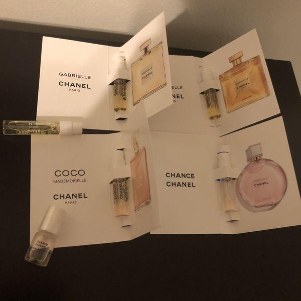 Chanel Perfumes