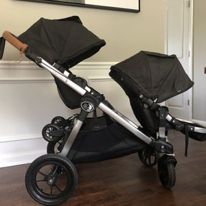 City select Double Stroller By Baby Jogger for Sale in Simpsonville, SC