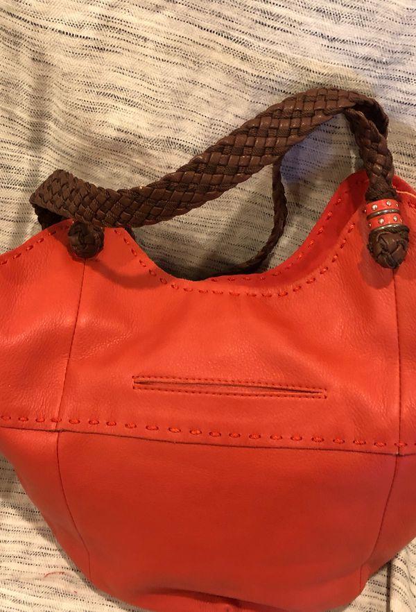 The Sak leather hobo / shoulder bag NWT