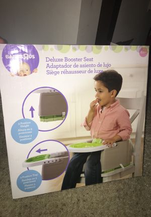 BABIES Rus deluxe booster seat for Sale in Falls Church, VA