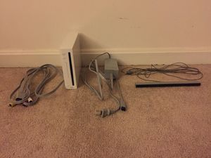Wii Console for Sale in Millersville, MD