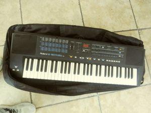 Keyboard music roland professional for Sale in Phoenix, AZ