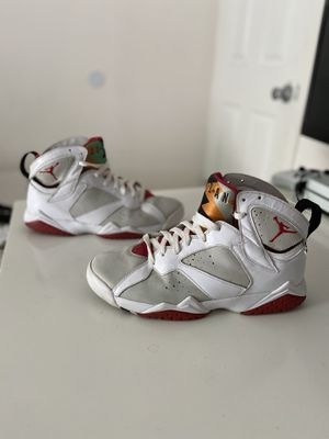 Jordan retro 7 hare 2008 cdp size 10 for Sale in Federal Way, WA