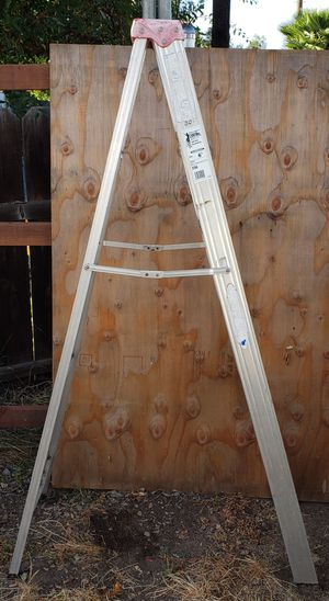 Warner 6' Tall A-Frame Aluminum Type 3 Ladder for Sale in San Diego, CA