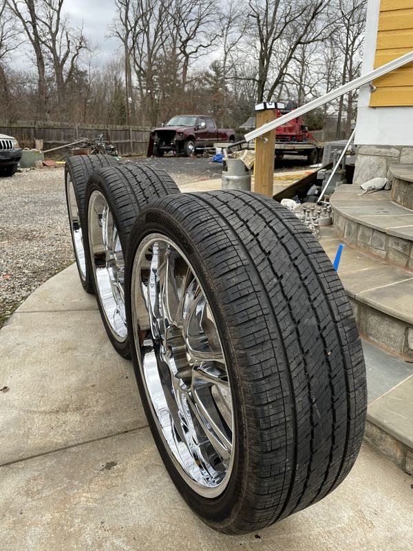 Rims and wheels