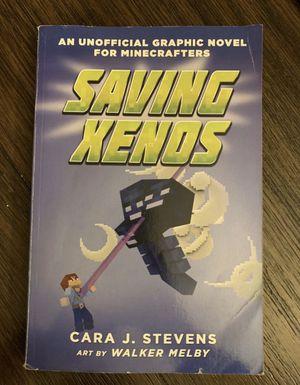 Saving Xenos Minecraft book for Sale in Fontana, CA