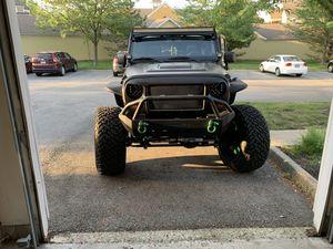 Jeep Wrangler Unlimited Sahara 30k OBO for Sale in Obetz, OH