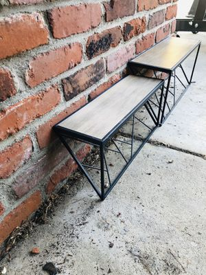 Pair of wall shelves for Sale in Whittier, CA